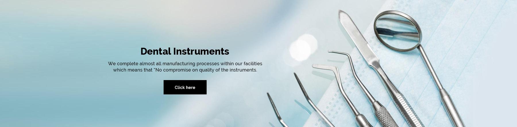 Dental Instruments | Frontline Surgical (Pvt) Ltd